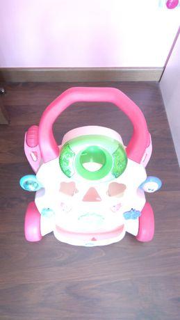 Andarilho/carrinho Chicco de apoio bebé ou criança