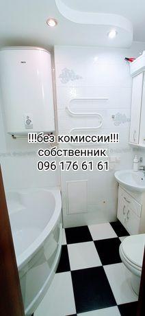 !Без комиссии! 2к студия с ремонтом ул. Бажова м. Дарница Соцгород