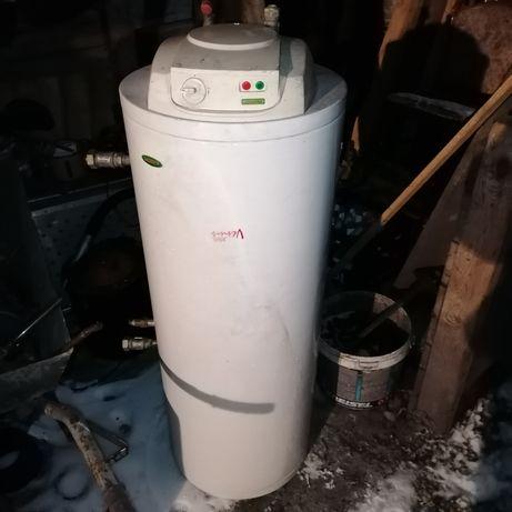 Podgrzewacz wody wymiennik bojler elektryczny + co 100 l elektromet