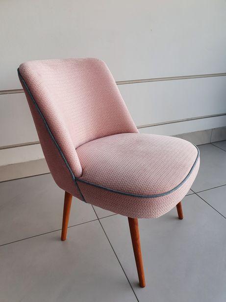 Fotel/ krzesło z lat 60-tych po renowacji