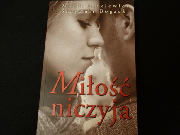 """""""Miłość niczyja"""" Maria Jurkiewicz, Sławomir Bogacki"""