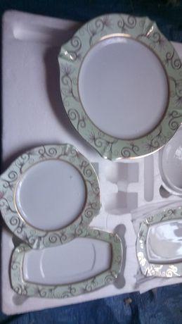 Сервиз столовый Versailles 65 предметов на 12 персон Auratic