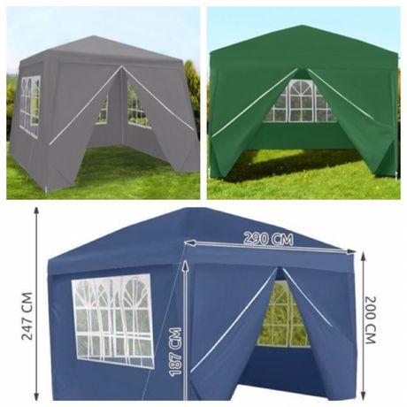 Павильон 3-3-6-9 стенки палатка Садовый Шатёр Палатка + окна