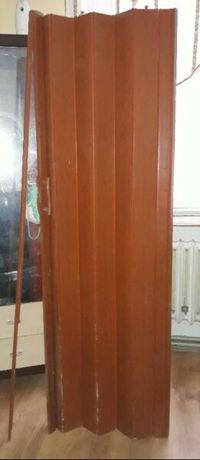 drzwi harmonijkowe 80