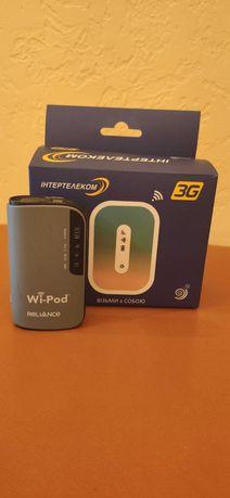 WiFi роутер 3G Reliance Wi-Pod.