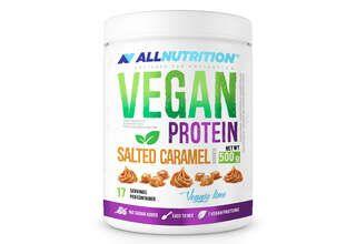 !Okazja Białko W Proszku Vegan Protein Salted Caramel 500g
