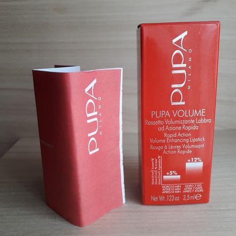 Помада итальянского бренда PUPA.