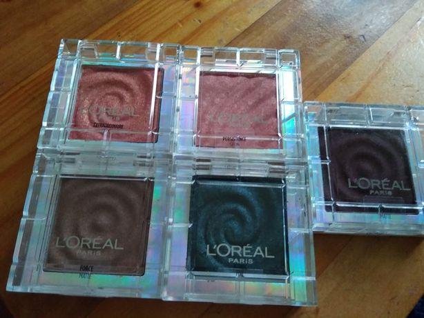 L'Oréal моно тени