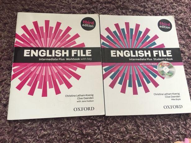 Podręcznik + ćwiczenia j.angielski