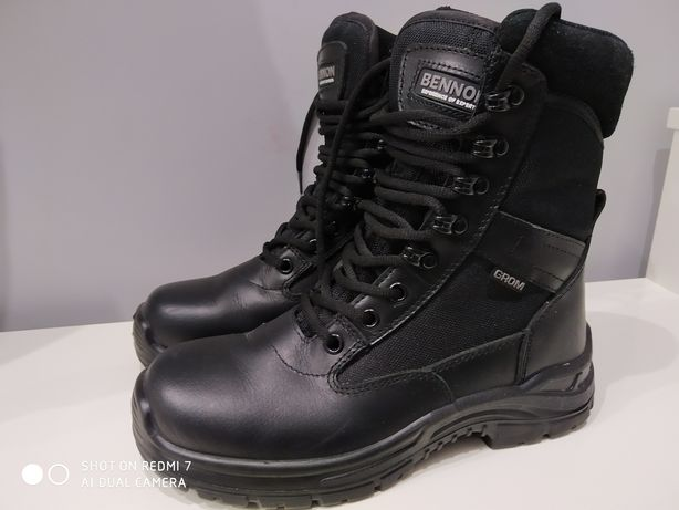 Taktyczne buty wojskowe Grom rozmiar 37