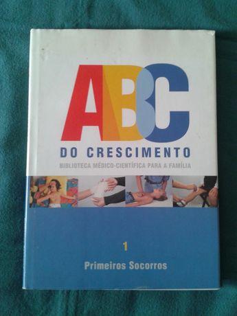 Livro ABC DO CRESCIMENTO-Primeiros socorros-nr.1