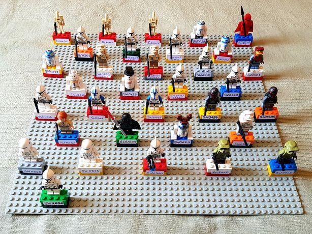Minifiguras Star Wars - Lego original