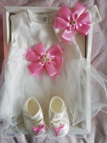 Набор для маленькой принцессы 0-3 месяца