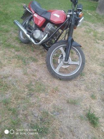 Продам мотоцикл Ява 638