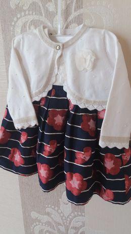 Плаття для принцес від 3-6м. Harper Conban junior.180грн.