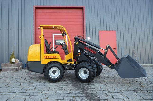 Mini ładowarka SCHMiDT 3639 bez kabiny