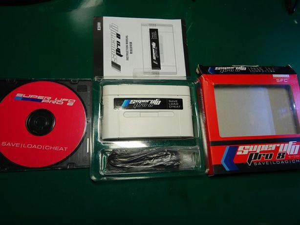 Super Ufo Pro 8 Flashcart SNES