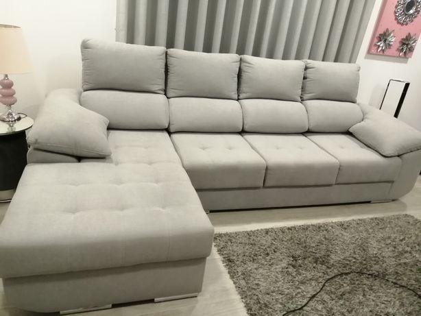 Sofa c/ chaise long dirt