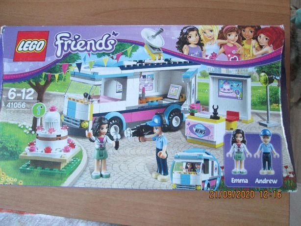 LEGO FRIENDS 41056 Wóz Telewizyjny Emmy - wysyłka gratis