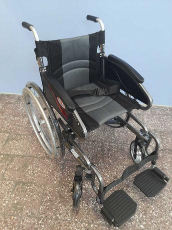 Wózek inwalidzki ultralekki dla osoby niepełnosprawnej 13 kg !!!