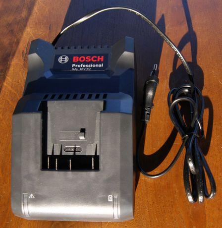 Bosch ładowarka GAL 18V-40 nowa 2021