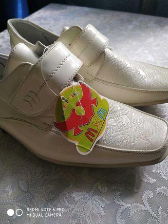 Нарядные Туфли на Мальчика