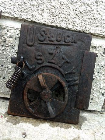 Drzwiczki do pieca Olsztyn żeliwne