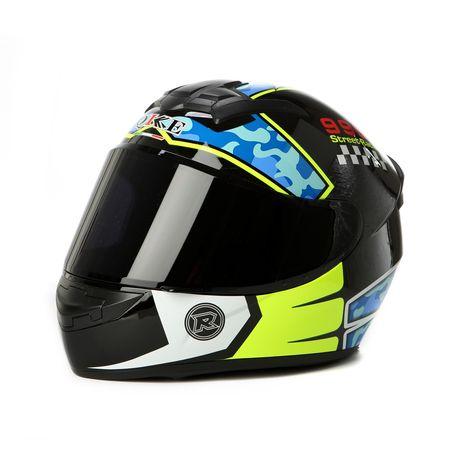 Мотошлем интеграл для мотоцикла/ Мото шлем закрытый/ Шлем для мопеда