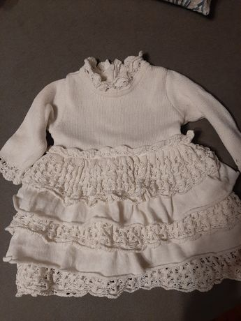 Sukienka dzianinowa 62