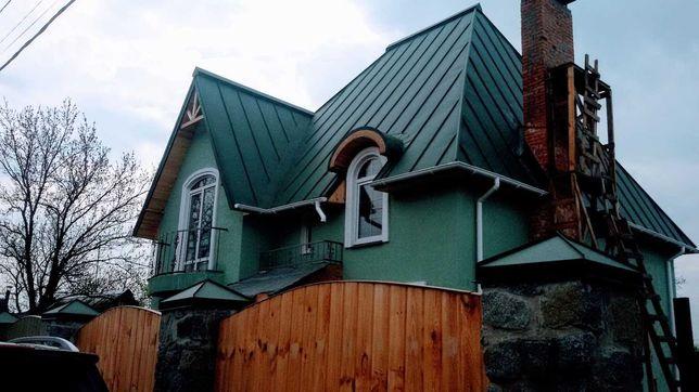 Каркасные дома под ключ Киев