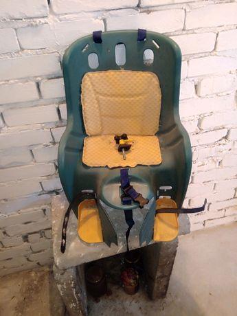 Krzesełko na rower krzesło rowerowe dla dziecka