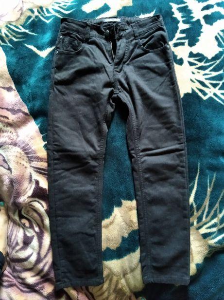 Утепленные детские штаны 140 см