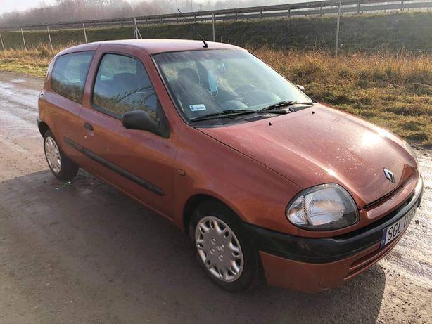 Renault clio 123 tys przebiegu