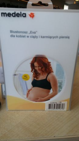 Medela biustonosz dla kobiet w ciazy i do karmienia Eva XL