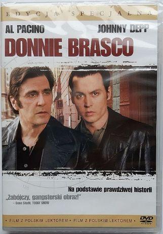 Donnie Brasco (Polskie Wydanie) (DVD) (Folia)