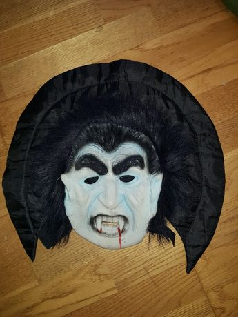 Маска Дракулы/хеллоуин/Halloween