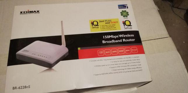 Router , modem