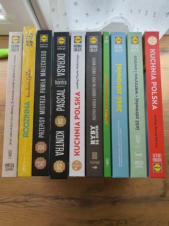 Książki z lidla