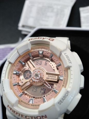 Zegarek g-shock baby G ba-110 model 5338 oryginał