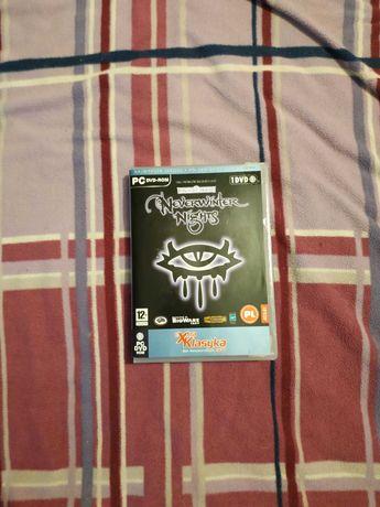 Neverwinter Nights + Neverwinter Nights 2, PL, dodatki, folia