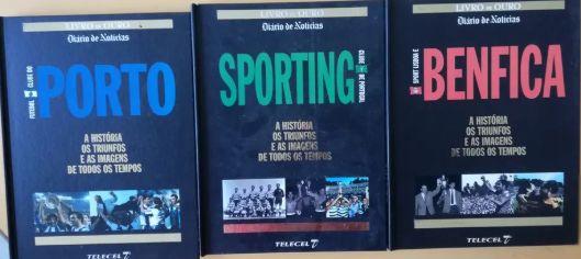 Porto, Benfica e Sporting