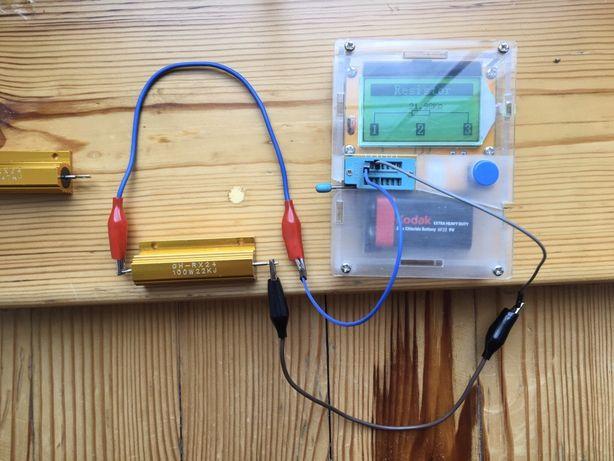 Резистори 100 w 22 та 47 кОм