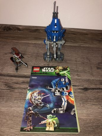 Lego star wars 75002