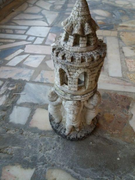 Estatua de pedra