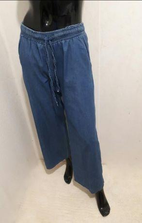 Джинсы брюки широкие кюлоты Peonia  Италия рМ