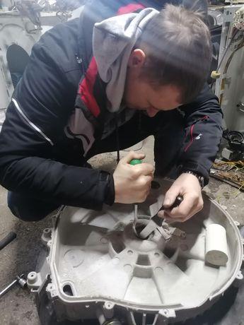 Ремонт стиральной машины!