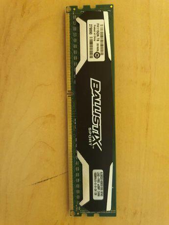 Память 16 Gb (2 x 8Gb KIT) Crucial Ballistix Sport DDR3-1600 PC3-12800