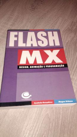 livro Flash MX