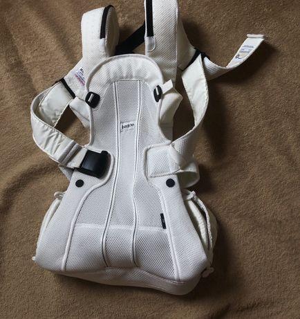 Рюкзак-кенгуру Babybjorn, белый