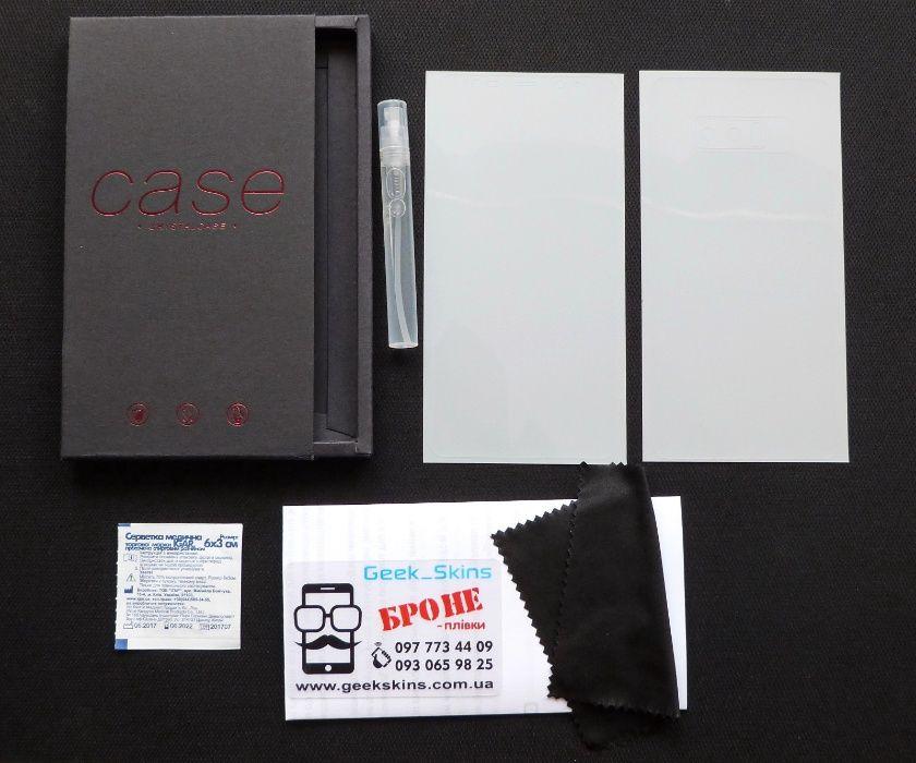 Комплект БРОНЕ плівок Samsung Note 10 10 Plus защитная пленка плівка Львов - изображение 1